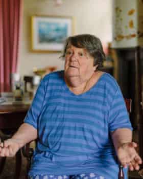 Marlene Behennah was the village GP for 30 years until 2002