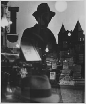 """First Reflection, New York, 1939-1940From 1951 until her death in 1983, Lisette Model taught at the New School for Social Research in New York. Among her students was Diane Arbus, who famoulsy gained from Model the enduring inspiration that, as she put it, """"the more specific you are, the more general it'll be."""""""