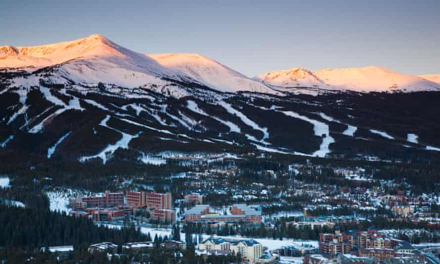 Breckenridge, view from Mount Baldy