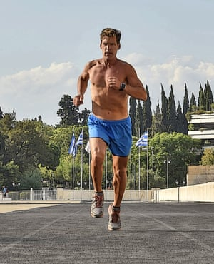 'I really like nut butters, I find they sit better with me than gels' … ultramarathoner Dean Karnazes
