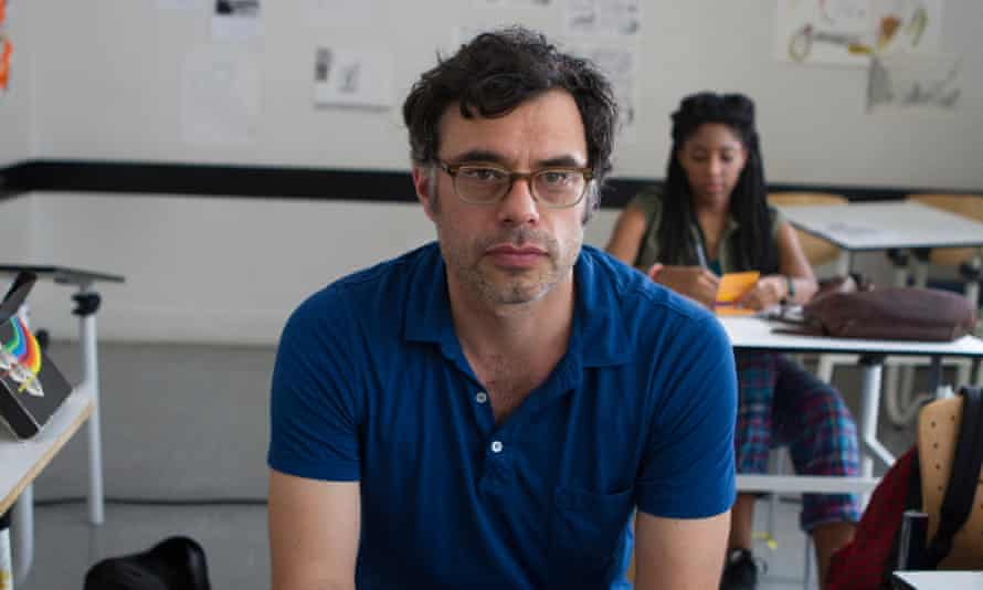 Jemaine Clement (Flight of the Conchords) in People, Places, Things.