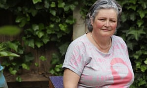 Wendy Arundale (62) who worked with her husband Neil at an Asda Store in Middlesborough