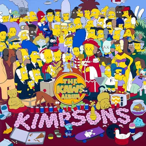 The Kaws Album (2005).