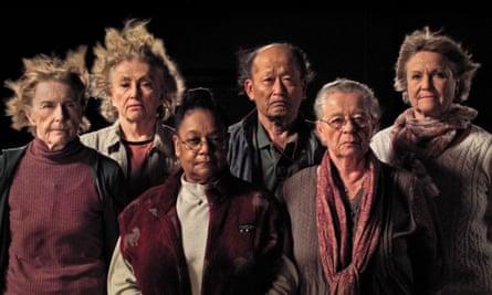 Surviving participants of the Acali experiment.
