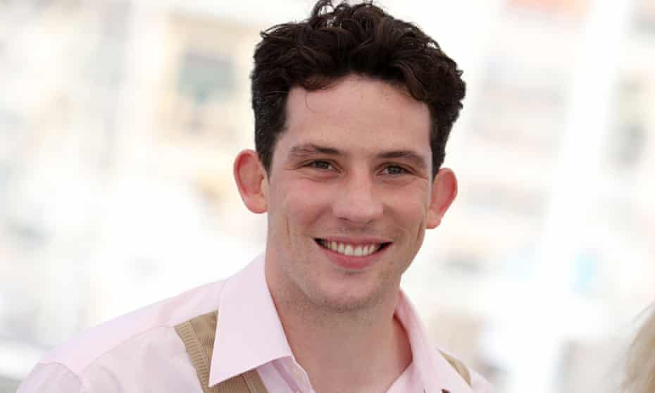 Josh O'Connor at the Mothering Sunday photocall in Cannes.