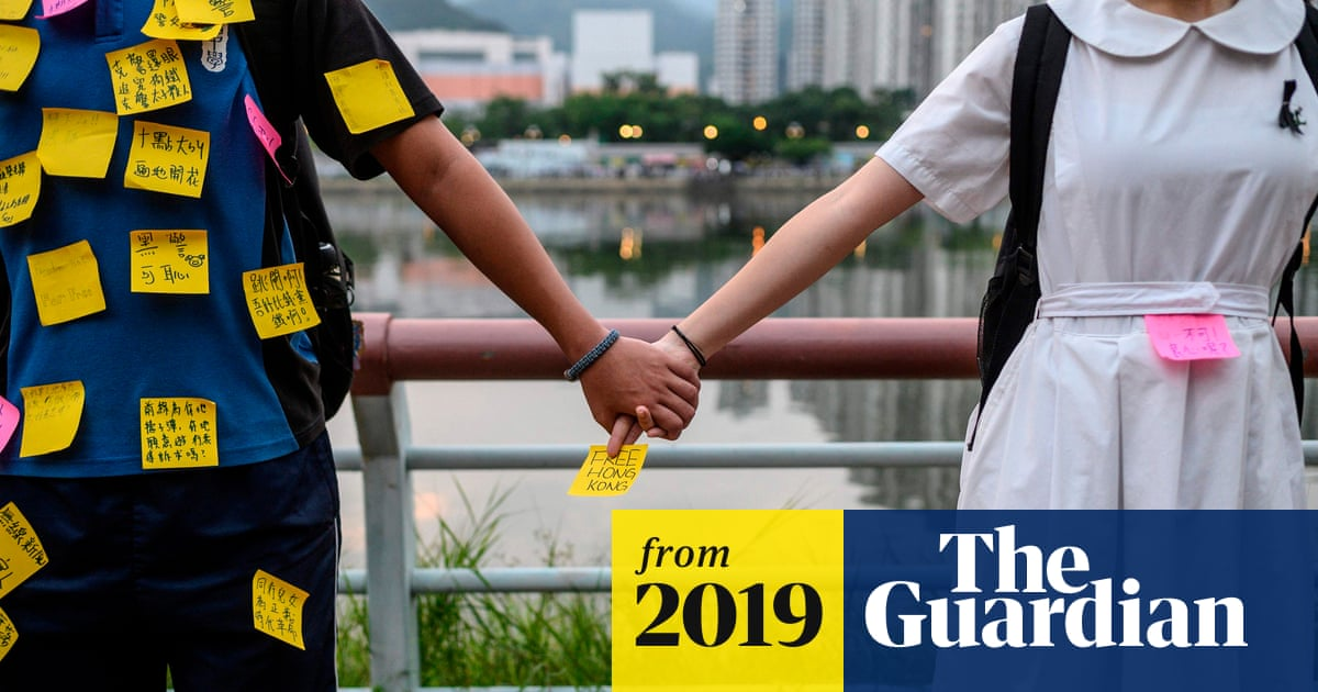Children Of The Revolution The Hong Kong Youths Ready To Sacrifice Everything Hong Kong The Guardian