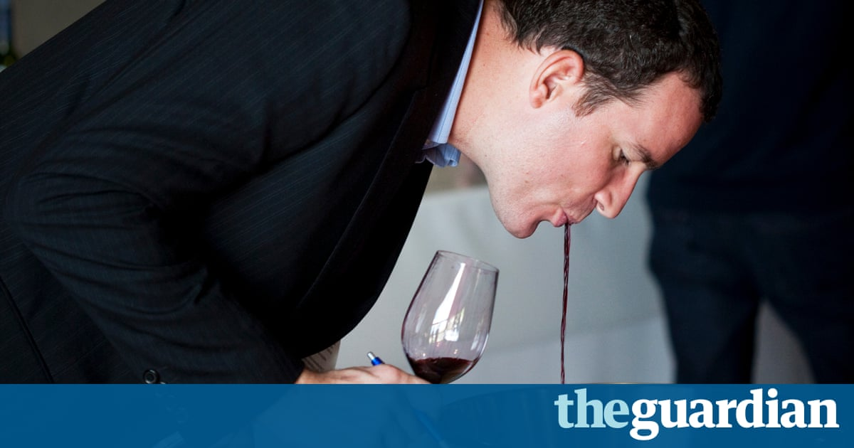 Goblet of fire: how spat-out wine is being turned into spirits
