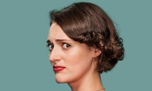 Phoebe Waller-Bridge's Fleabag face.