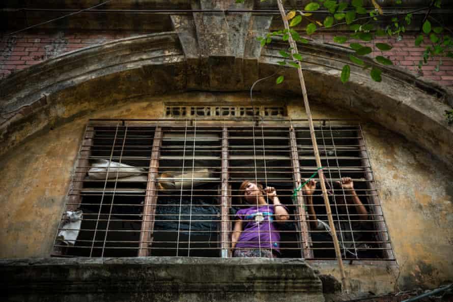The Balthazar Building in Yangon.