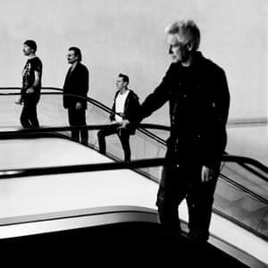 U2 … on the up.