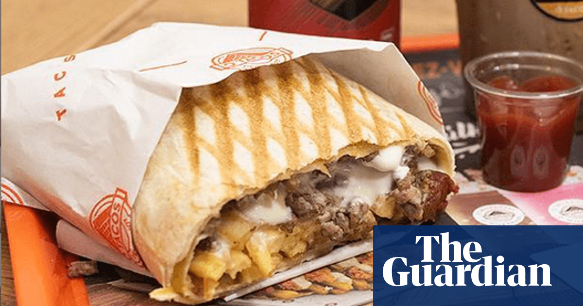 Move over, McDonald's: French taco poised for global