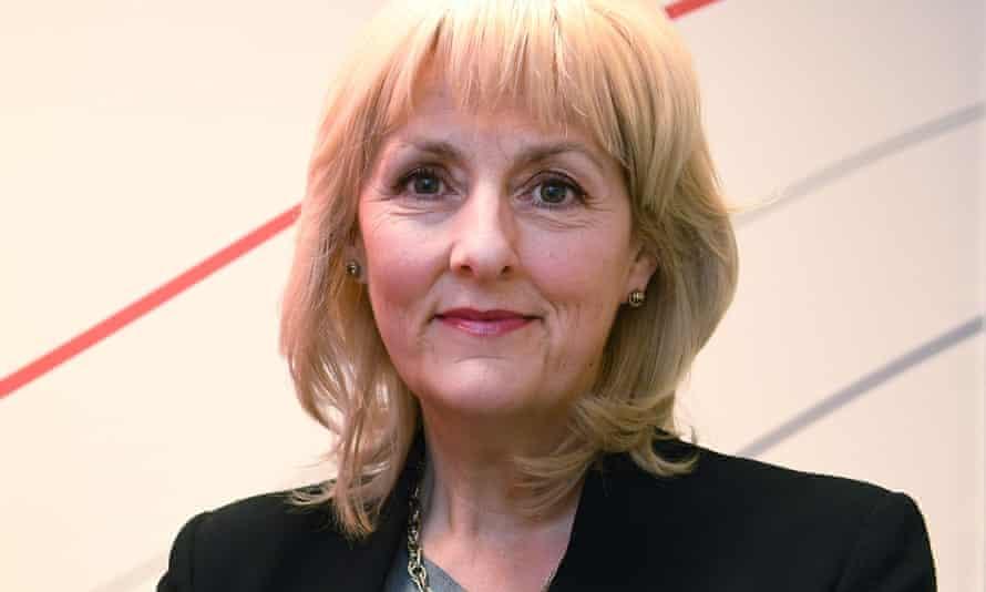 Jennie Formby the Labour general secretary