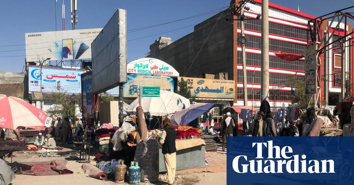 'Our children are hungry': economic crisis pushes Afghans to desperation