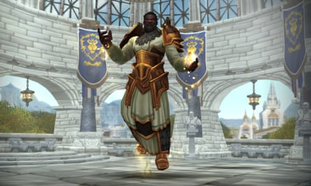 A new beginning ... World of Warcraft: Shadowlands.
