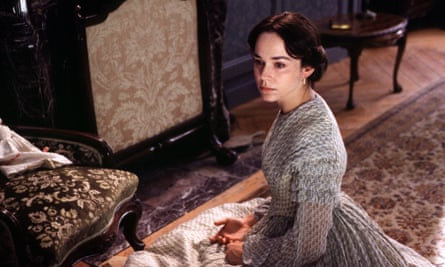 Frances O'Connor in a BBC production of Madame Bovary: Flaubert is Moran's natural literary authority, because for him literature was style.