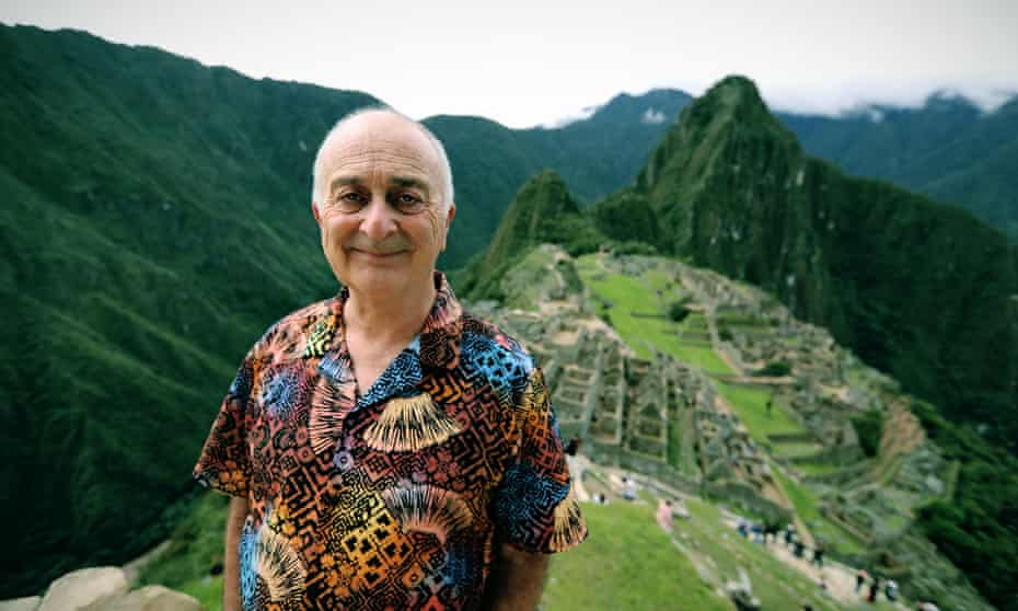 Incan stop-off ... Around the World By Train With Tony Robinson.