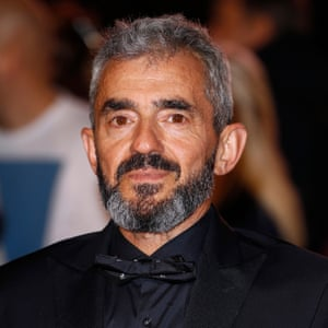 Daniel Battsek at the European premiere of Widows at the opening night of the BFI London film festival on 10 October 2018.