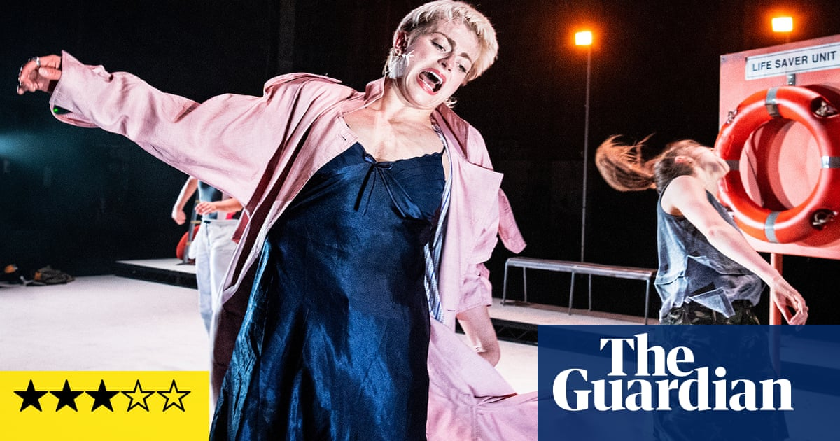 Drowntown review – wind-whipped voices on the coast