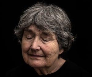 Christine Judith (July) Hopkins, 77