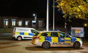 Police at the scene of a fatal stabbing in Hillingdon, west London