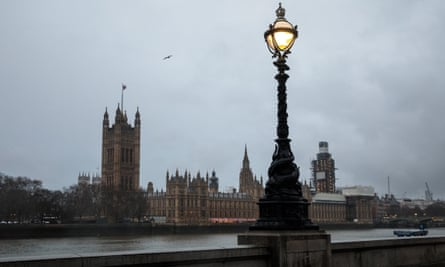 The Houses of Parliament on 16 January 2019
