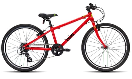 Frog 62 Hybrid Kids Bike Review Fast Enough To Scare The Ducks