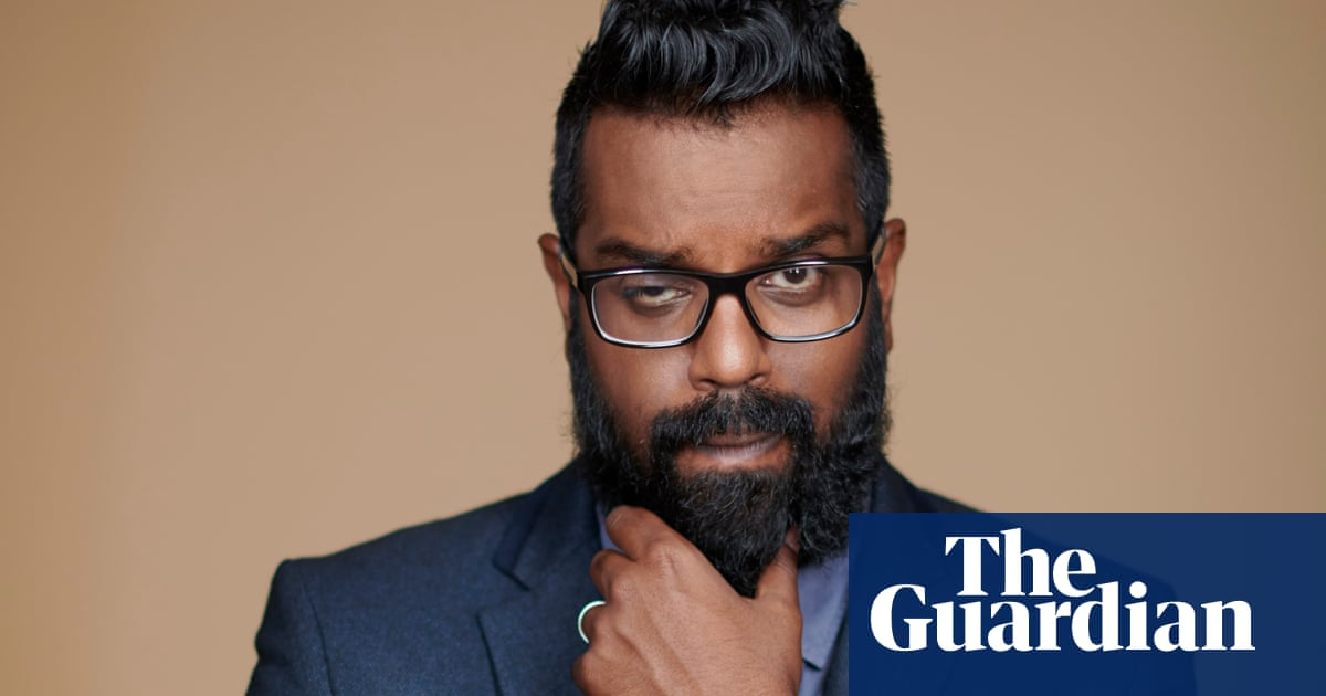 'Fiery as ever': Romesh Ranganathan replaces Anne Robinson for Weakest Link reboot