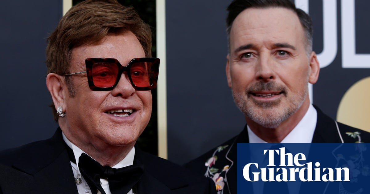 Elton John criticises 'hypocritical' Vatican over same-sex stance