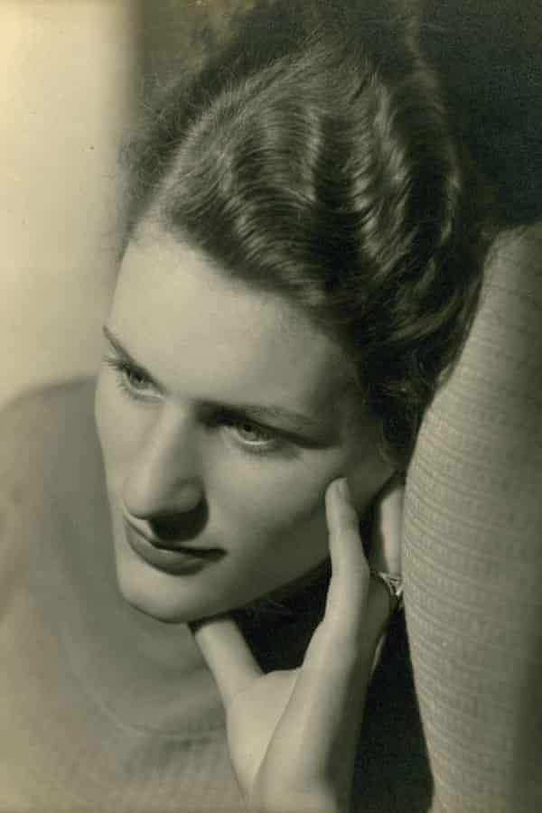 Diana Athill at Oxford University just before the second world war