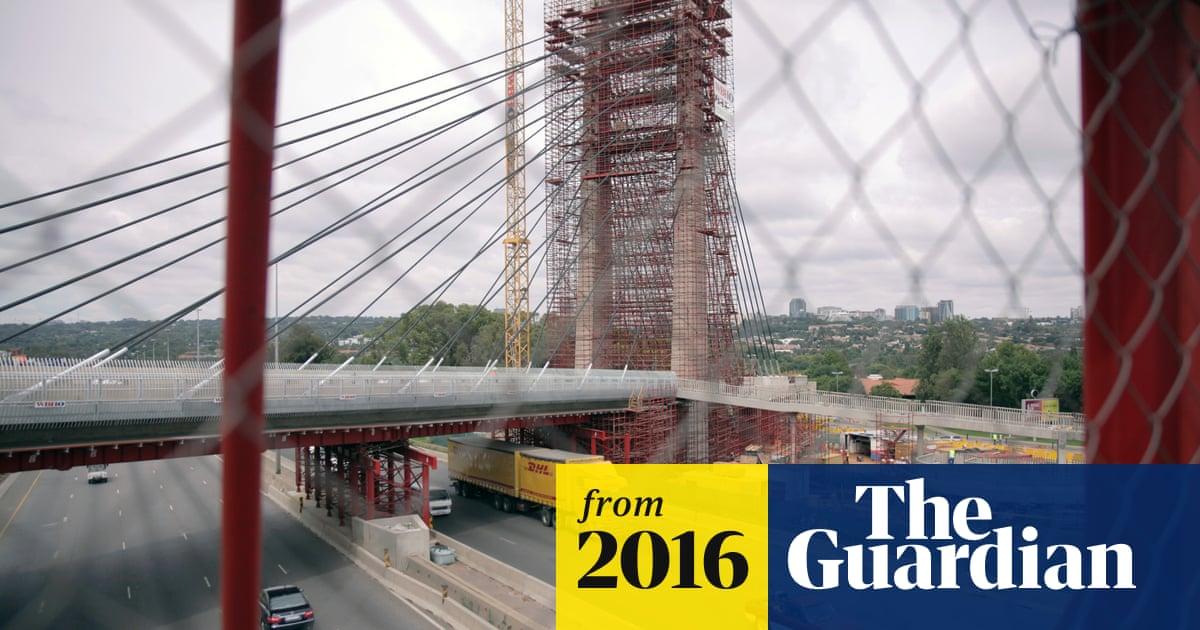 A walk to freedom: can Joburg's bridges heal the urban scars