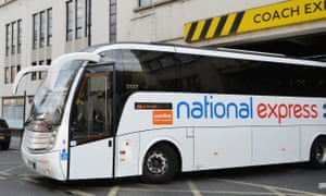 National Express suspending servicesNational Express suspended its operations on 5 April due to the pandemic.