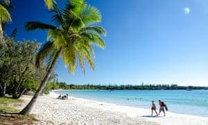 Kuto Bay, New Caledonia