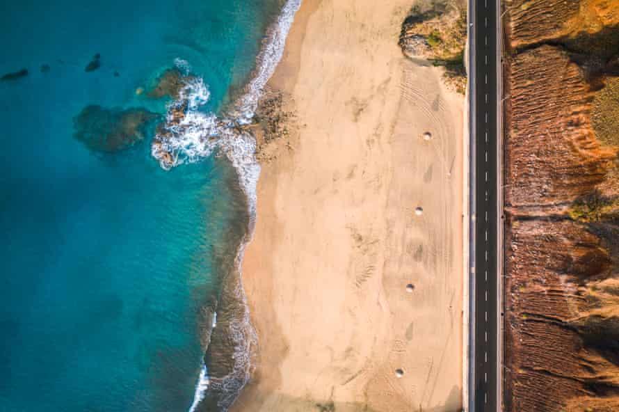 Praia do Portinho, Madeira