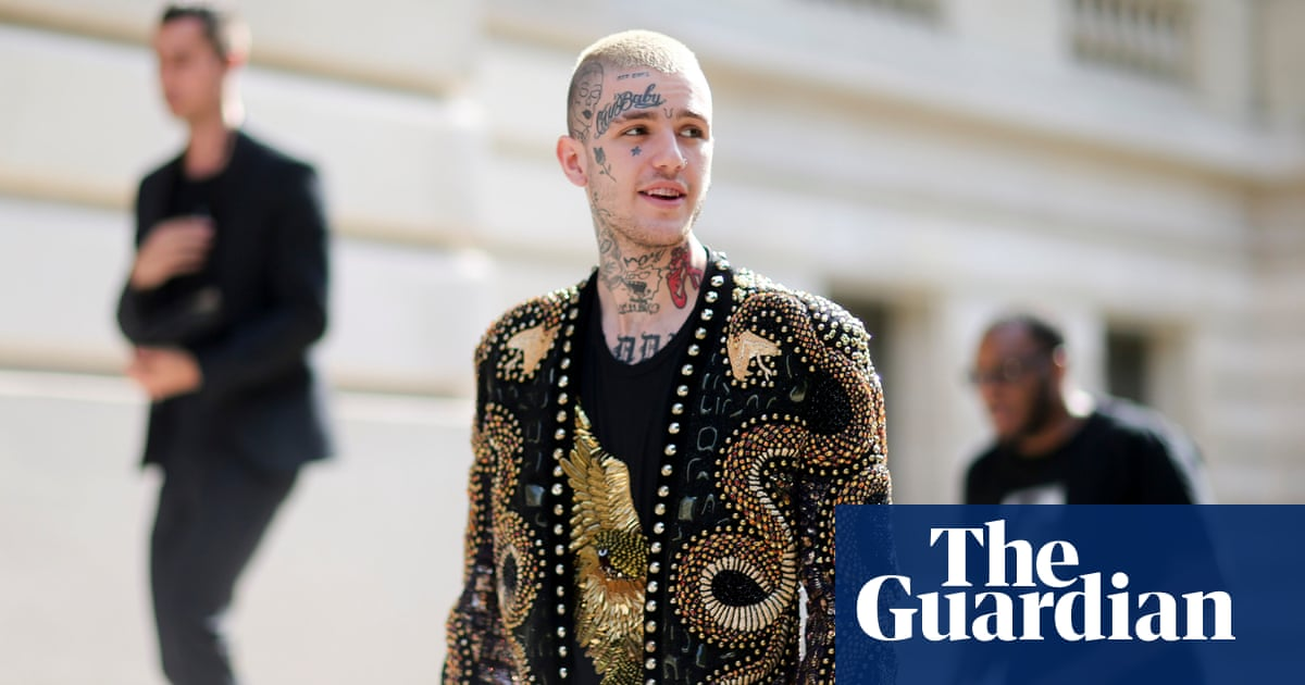 The death of Lil Peep: how the US prescription drug epidemic is