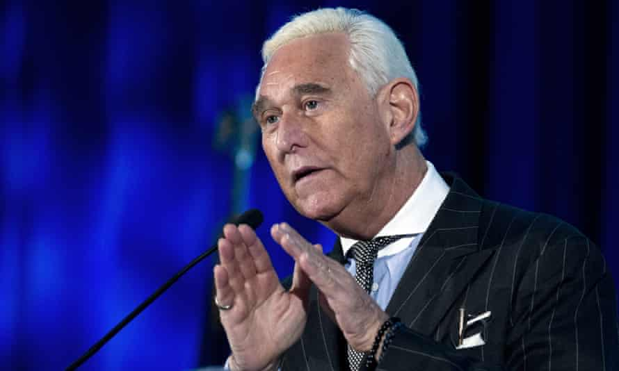 Over three decades, Roger Stone repeatedly encouraged Donald Trump to run for president.
