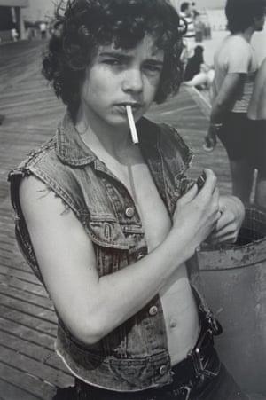 Charlie, Jones beach, 1976