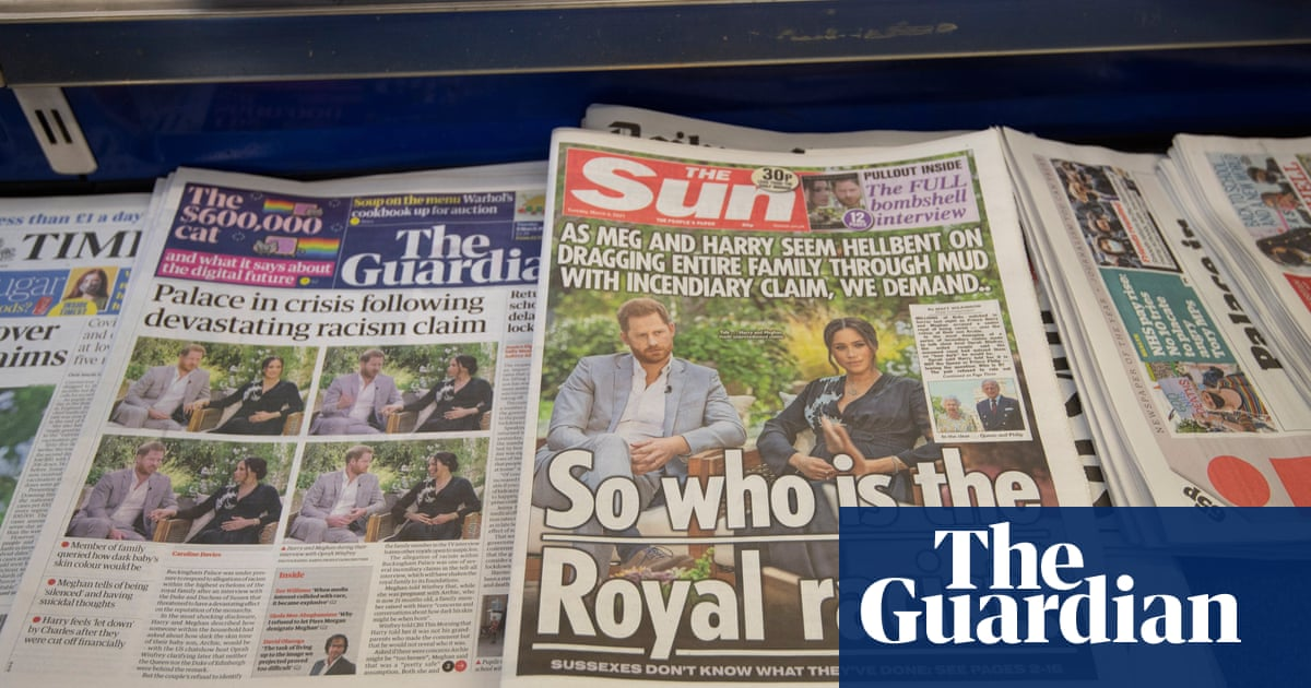Society of Editors claim that UK media not racist labelled laughable