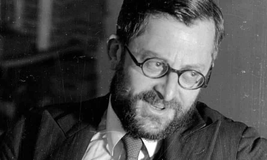 'Reinventing' literary criticism … William Empson in 1946.