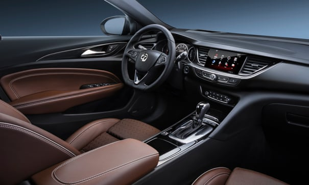 Vauxhall Insignia Sports Tourer: 'An easy-to-live-with