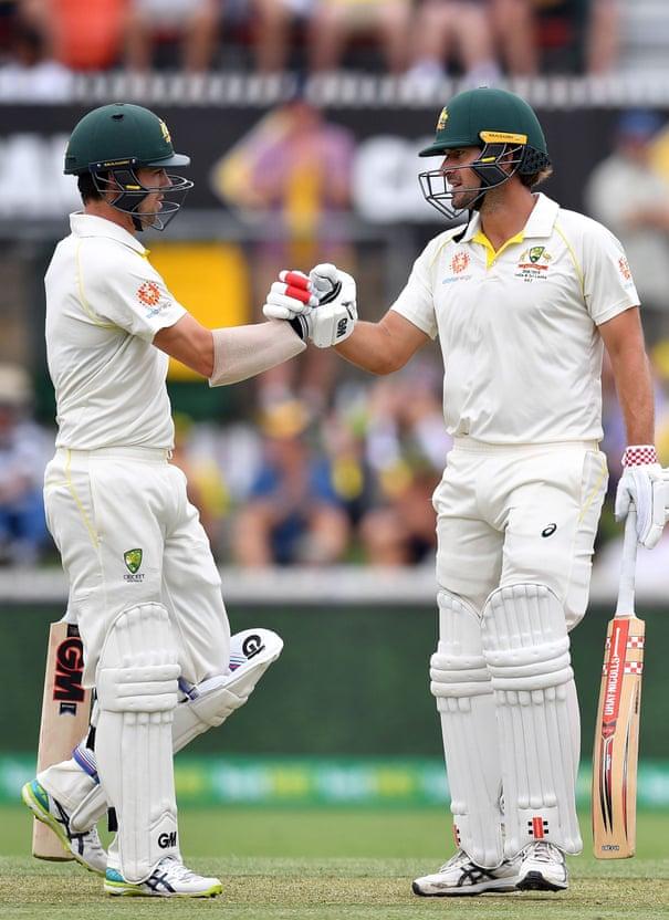 Australia V Sri Lanka Second Test Day One As It Happened