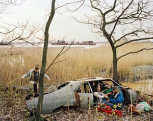 Shipwrecked, 2000The series was described in the Observer as 'the myth of the American west meets the energy of riot grrrl'