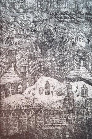 The Dark Arches illustration.