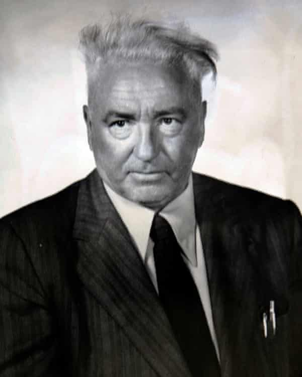 Wilhelm Reich, pictured in the mid 1950s.