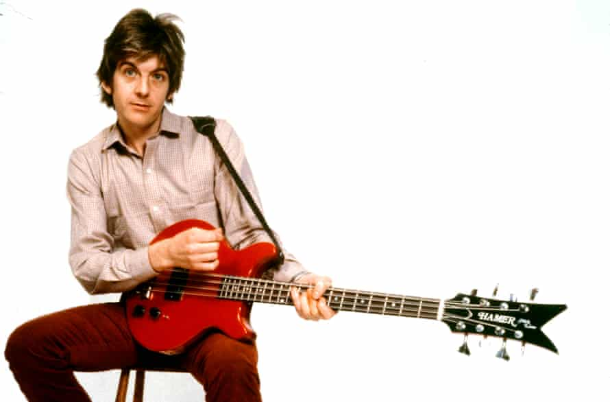 'The song was written to be a floor-filler at freshers' balls' … Nick Lowe.
