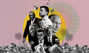 The Pandora papers reveal the inner workings of what is a shadow financial world, providing a rare window into the hidden operations of a global offshore economy.