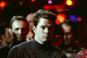 Mark Wahlberg as Joshua Peters in 'The Truth About Charlie' 2002.