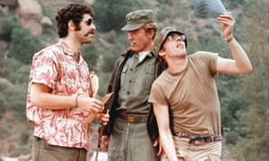 The cast of M*A*S*H.