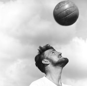 Jimmy Hill pictured in 1960.