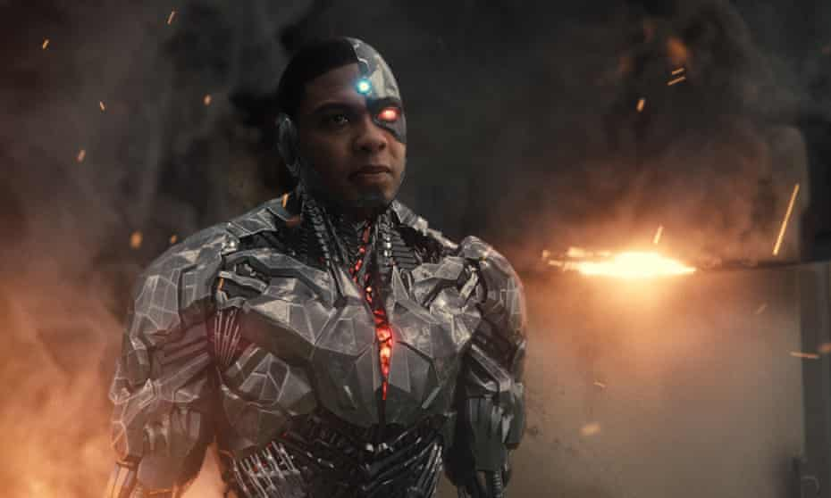 Unlikely to play the role again? Ray Fisher as Cyborg