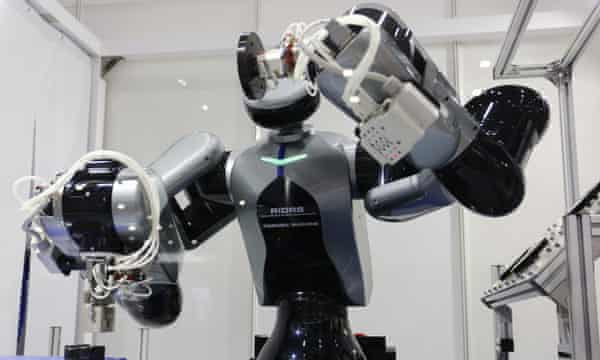 Is a robot really after your job?